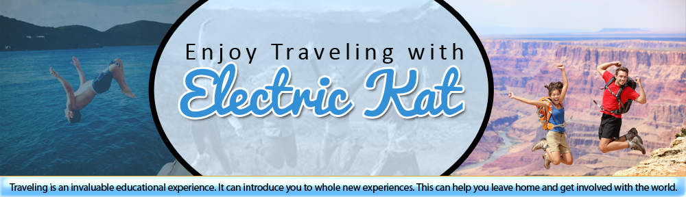 Enjoy Traveling with Electric Kat